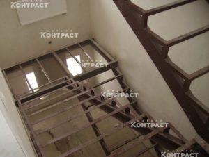 лестница на второй этж