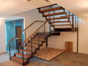 лестница на 2
