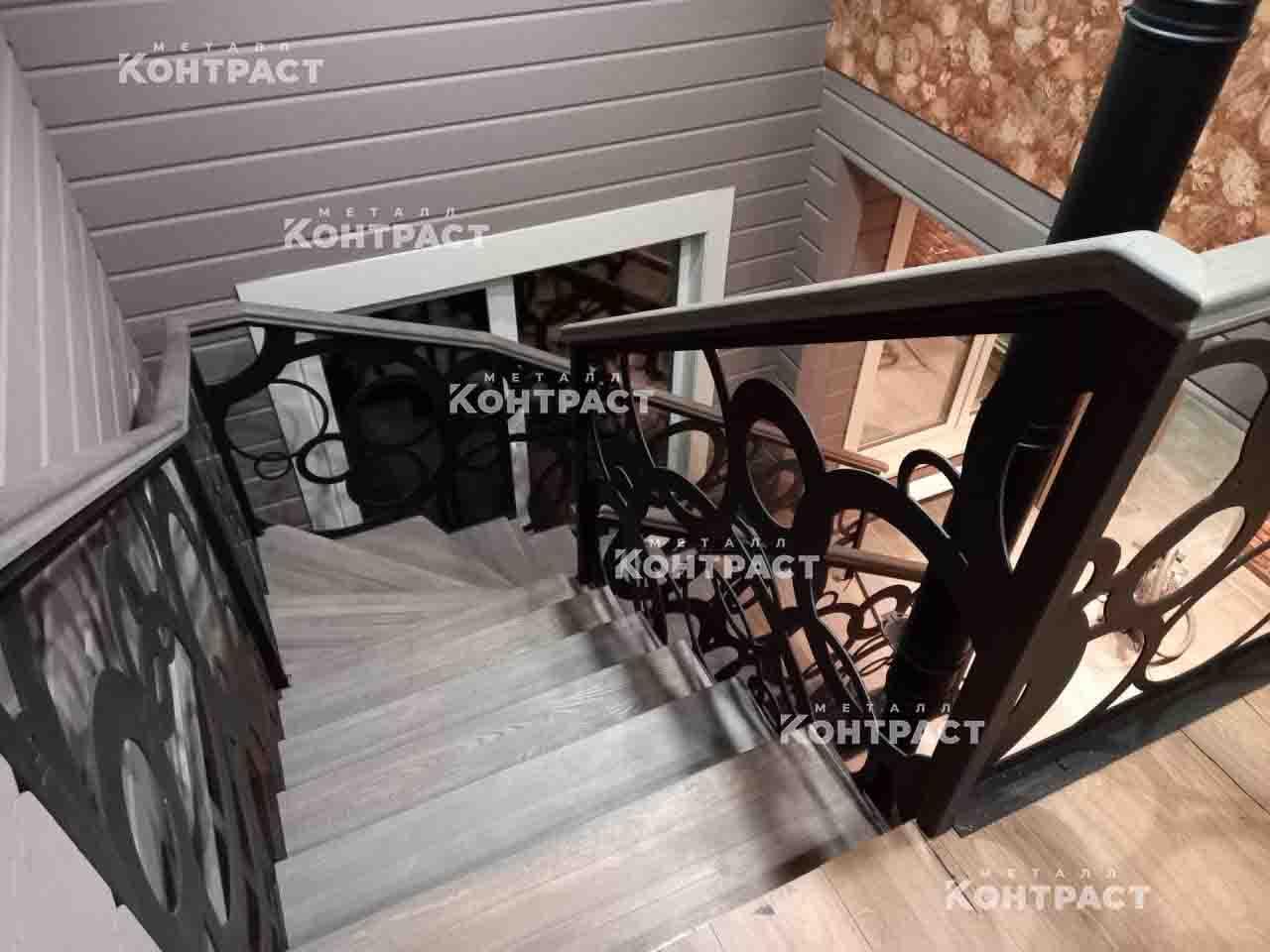 лестница на заказ в ясене