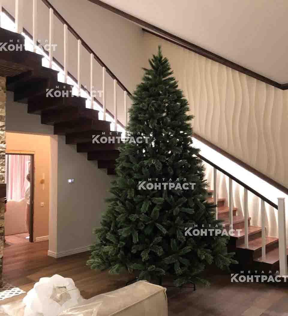 Дизайнерская лестница под ключ