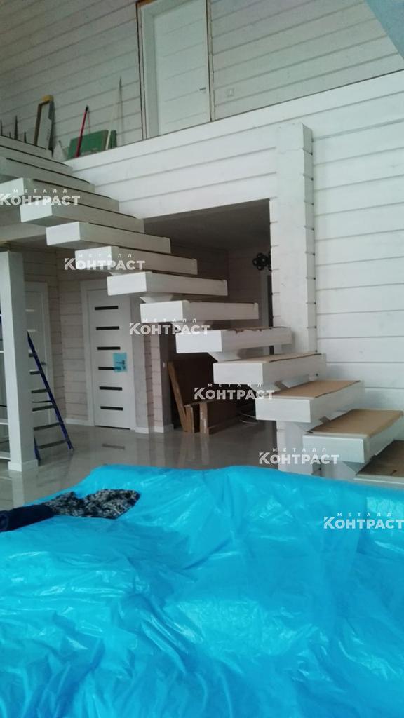 Каркас с объёмными ступенями