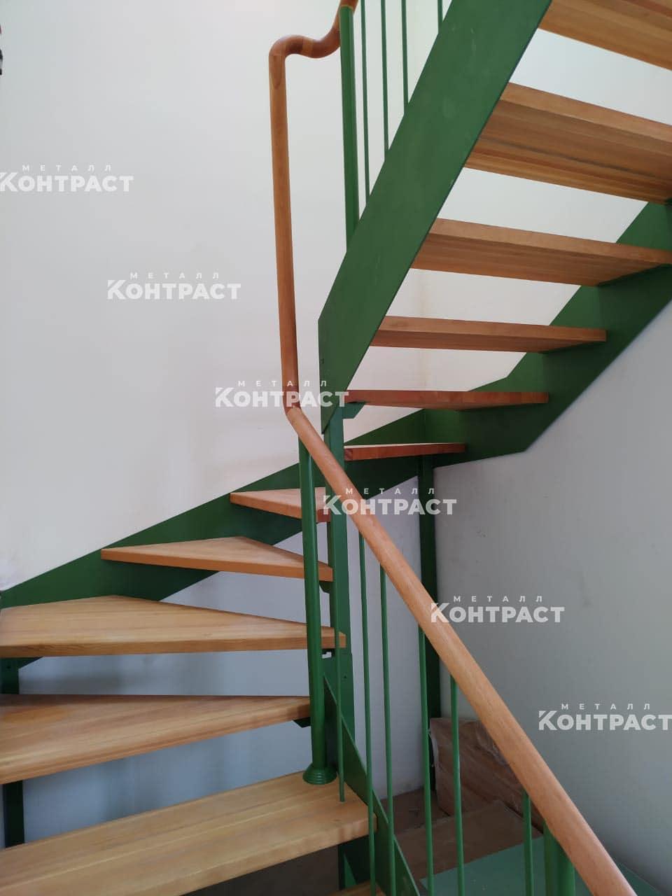 Зеленая лестница